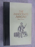 Cover of The Innocents Abroad